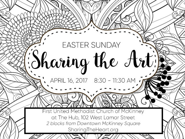 Experience Easter Through Art and Creativity - First United ...