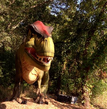 T-Rex at the Heard